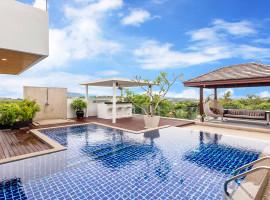 5 bedroom exclusive villa in Nai Harn