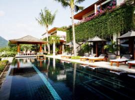 5 bedroom unique luxury villa in Kamala