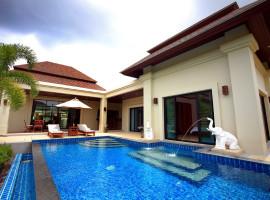 2 Bedroom Modern Villa in Nai Harn Beach