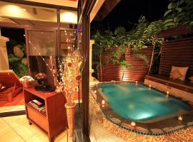 1 Bedroom 130 sq m Elegant Villa with Jacuzzi