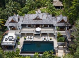 Luxury 5 Bedroom Seaview Villa in Surin Beach